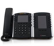 Polycom VVX-410 + 1 Expansion Module